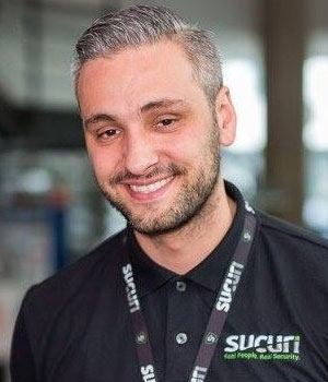 Joško is working for Sucuri as sales representative and will talk about security on WordCamp Split