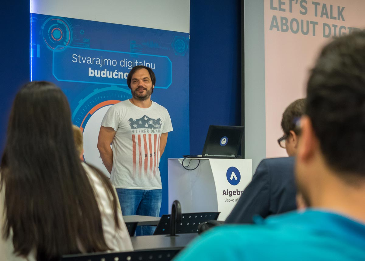 Algebra is the most important regional educational partner of Microsoft, Cisco, Adobe, Autodesk, ECDL, VMware, EC-Council and other companies, educating around 18.000 students annually